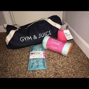 Gym bag bundle